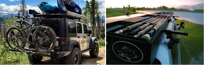 Sport Racks Roof Racks Outdoor Accessories High Country Truck